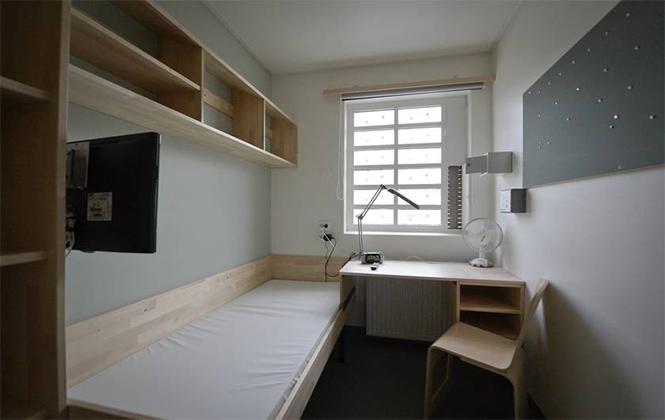 Фото №14 - Тюрьмы строгого комфорта: самые шикарные каталажки мира