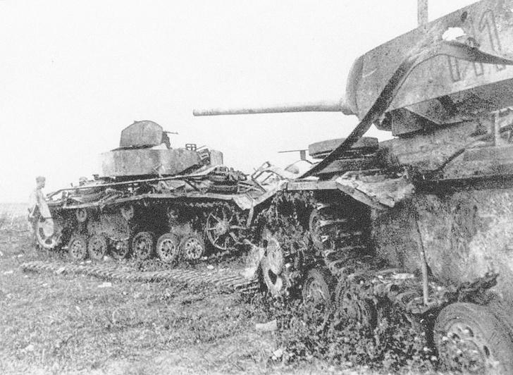 Фото №5 - Танковый бой под Прохоровкой: что же там происходило
