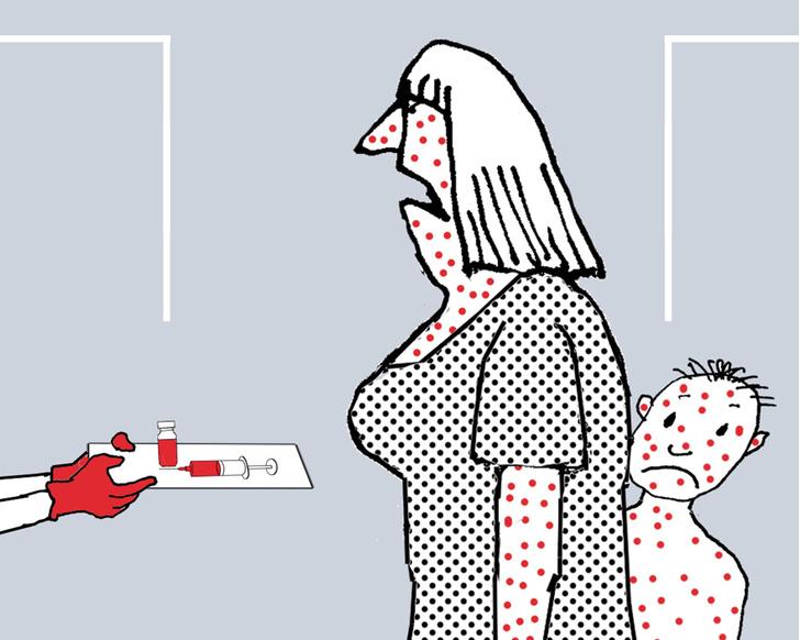Фото №10 - Гид по прививкам: мифы, правда и все остальное