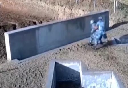Криворукий курсант метнул гранату прямо в стену. Но инструктор не растерялся и всех спас (видео)