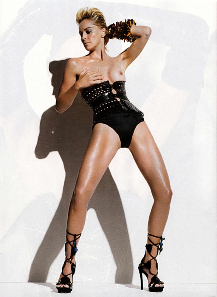 Фото №2 - Секс-символ недели: Шэрон Стоун