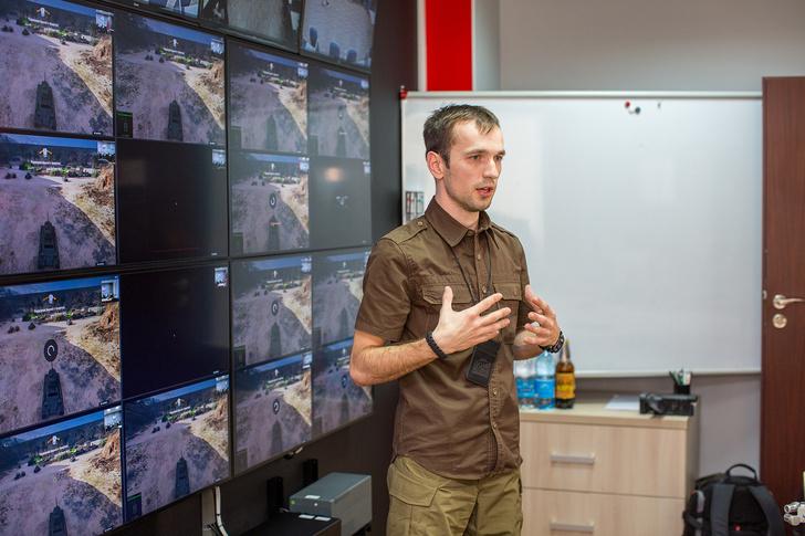 Андрей Лизун, User Experience исследователь