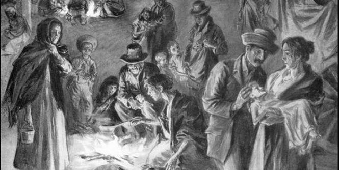 Фото №1 - Первый концлагерь, первый теракт и еще 6 адских исторических первенцев