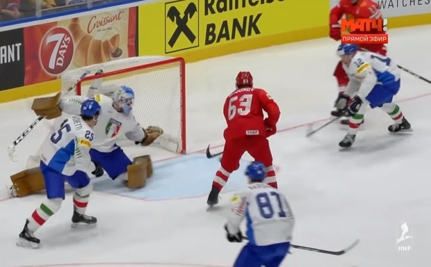 Фото №1 - Все 10 победных голов России в матче против Италии в одном видео