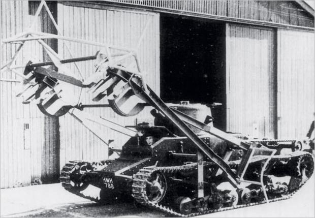 Фото №21 - Бесславные ублюдки: самые уродливые танки, созданные за всю историю вооружений
