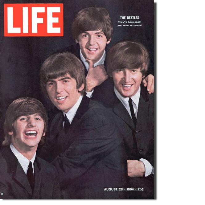 Фото №42 - Самые выдающиеся обложки в истории журнала Life