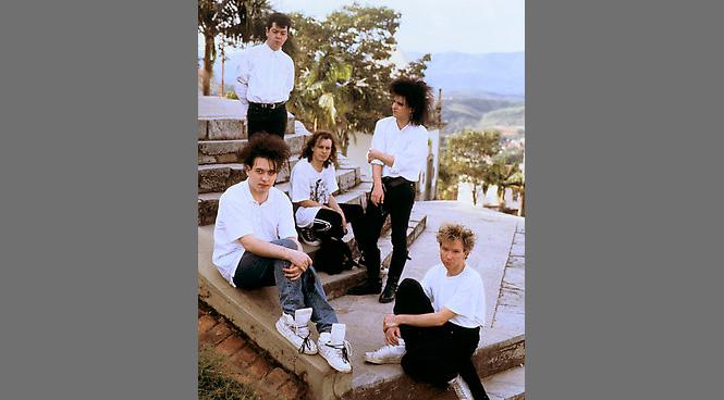 Фото №9 - 15 фактов о группе The Cure