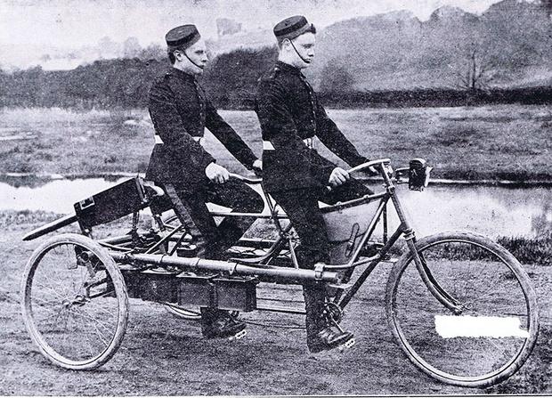 Фото №10 - Непридуманная история велосипедных войск