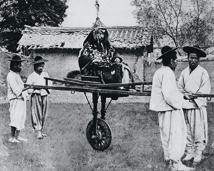 Корейский аристократ. Начало XXвека