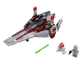 Фото №5 - Набор LEGO Star Wars выиграть должен ты