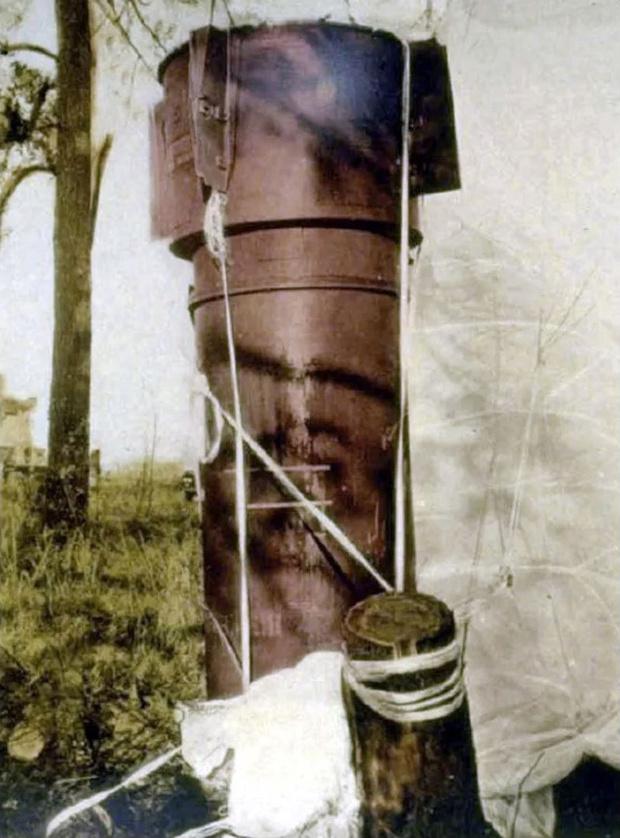 Фото №2 - 5 случаев, когда военные случайно теряли атомные бомбы