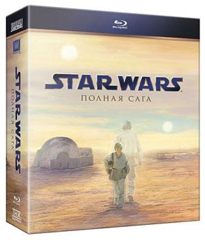 Фото №1 - «Звездные войны ®» на Blu-Ray