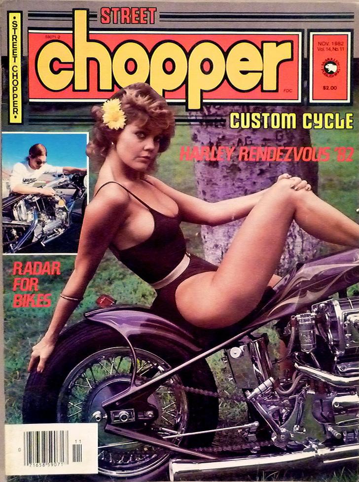 Фото №18 - Сексуальные девушки байкеров из 1980-х!