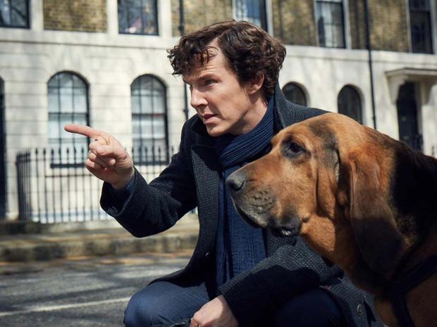 Фото №1 - 100 фактов о Шерлоке Холмсе!