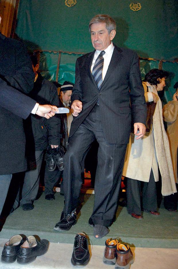 Президент World Bank Пол Вулфовиц