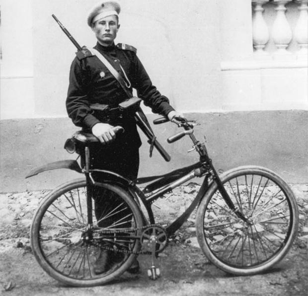 Фото №19 - Непридуманная история велосипедных войск