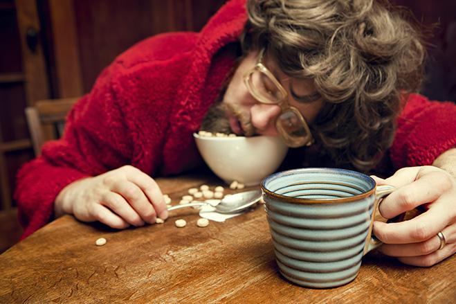 Кофенап эффективнее кофе и сиесты — доказано экспериментально