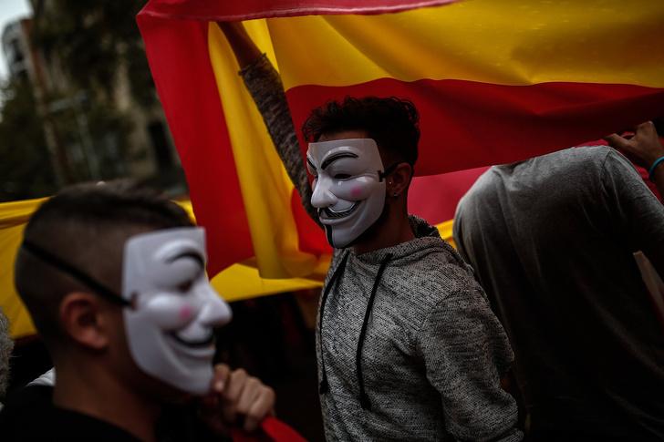 Фото №1 - Уголок сепаратиста: посмотри, какие еще регионы в Европе, кроме Каталонии, жаждут независимости