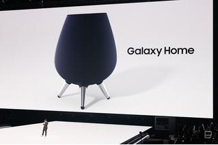 Samsung выпустила умную колонку очень странной формы