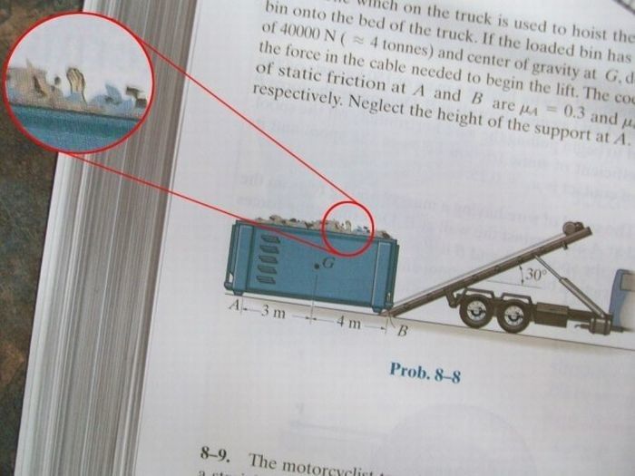 Если хочешь спрятать труп, спрячь его в задачнике по физике