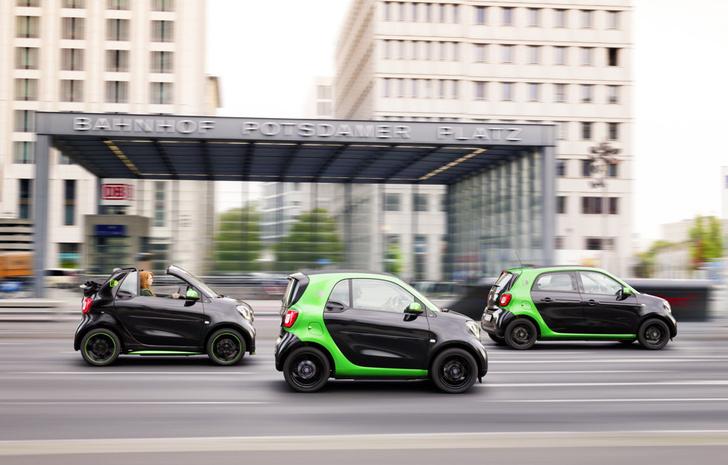 Фото №17 - Как Smart Electric Drive попал в вишлист автомобильного редактора MAXIM?