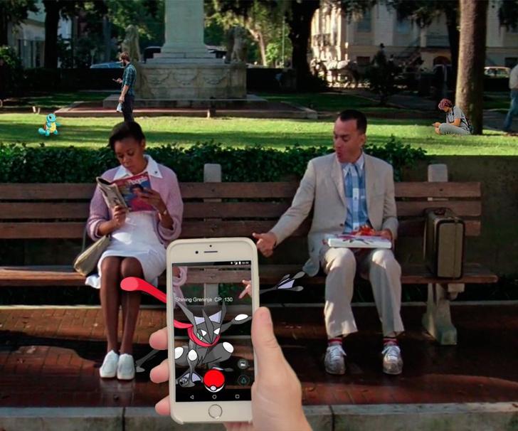 Фото №12 - Покемоны в знаковых сценах культовых фильмов. Слабо угадать их все?