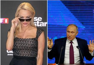 Памела Андерсон попросила Путина позаботиться о косатках и белухах