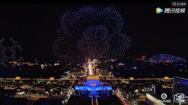 Фото №1 - Танец тысячи дронов (захватывающее ВИДЕО)