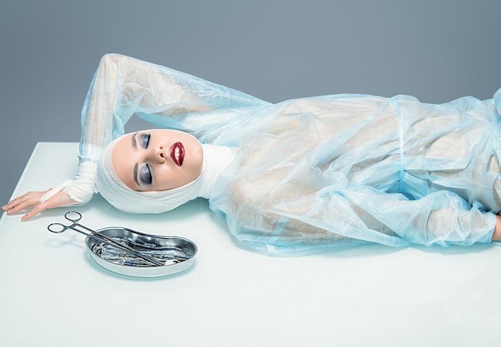 Фото №1 - Что россиянки хотят изменить в своей внешности с помощью хирурга (результаты опроса)