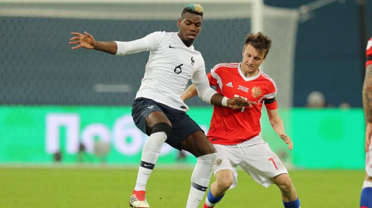 Фото №1 - Франция лихо обыграла Россию в футбол. Пять причин, почему это случилось