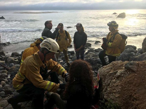 Фото №6 - Девушка упала с 80-метровой скалы и выжила! Но как?!