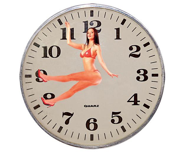 Фото №9 - Легко! Сделать часы из своей девушки