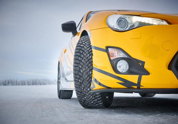 Фото №1 - Continental устроил революцию в мире зимних шин