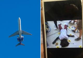 Вылет самолета отложили из-за мрачной фотографии, которую получили сразу 15 пассажиров