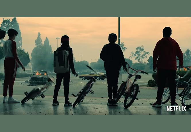 Фото №1 - Трейлер фантастического экшена «Рубеж мира» от Netflix