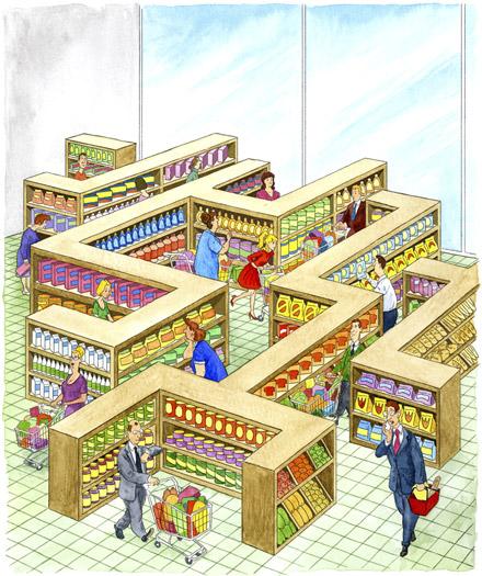 Фото №1 - Как заработать миллион на человеческих слабостях, или  Почему ты пошел за хлебом, а купил чучело вальдшнепа