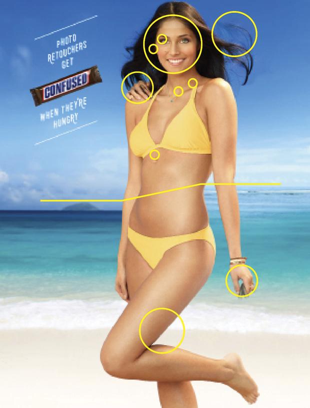 Фото №21 - 15 остроумных рекламных плакатов, которые ты, скорее всего, не видел