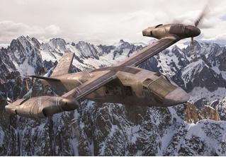Оцени новый футуристический вертолет армии США