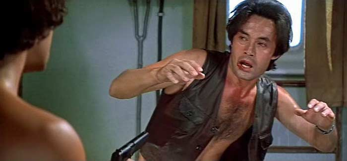 Фото №7 - Жизнь и смерть актера, пирата и просто хорошего каратиста Талгата Нигматулина