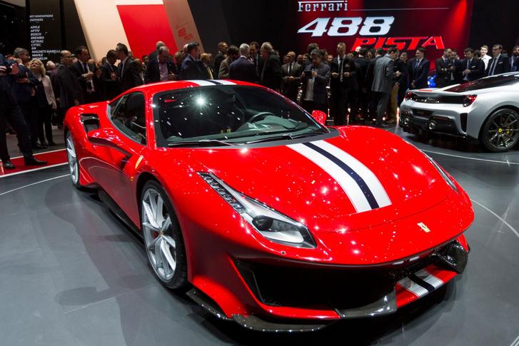 Фото №1 - Ferrari начала тестирование электромобилей