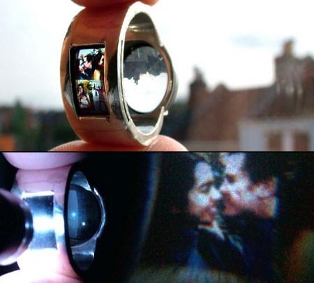 Фото №1 - Кольцо с сюрпризом