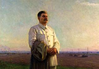 По данным соцопроса, 70% россиян одобряют деятельность Иосифа Сталина