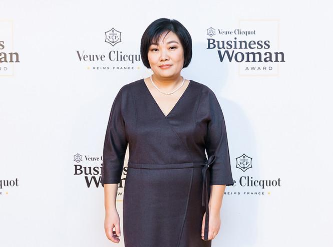 Фото №4 - Награда Veuve Clicquot Business Woman Award нашла свою бизнес-вуман!