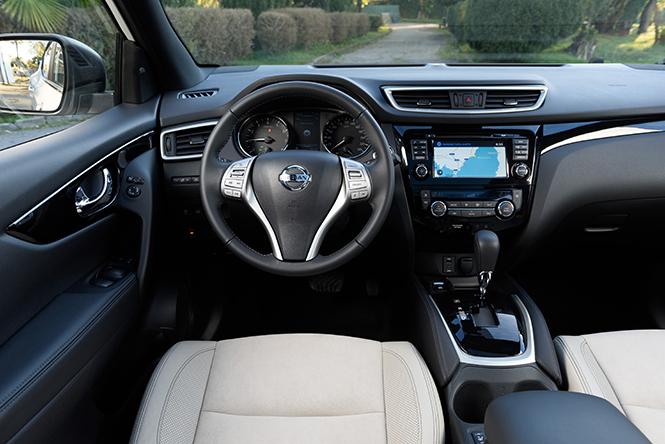 Фото №3 - Российская версия Nissan Qashqai! Да еще и с технологией автономного управления!