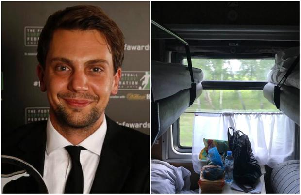 Фото №1 - Впечатления британца от путешествия в поезде по маршруту Екатеринбург — Самара. Уморительный ОТЧЕТ