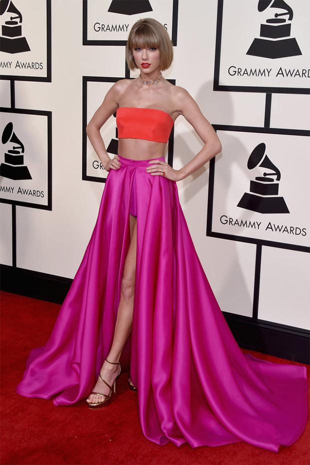 Тейлор Свифт на церемонии «Грэмми»–2016
