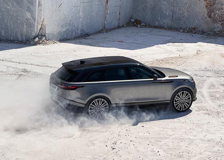 Фото №10 - Все без ума от Range Rover Velar