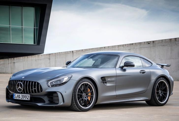 Фото №3 - Mercedes-AMG представляет ошеломительно быстрый гран-туризмо GT 4‑Door Coupe