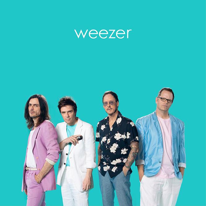 Фото №2 - Караоке-рок от Weezer и другие музыкальные новинки месяца
