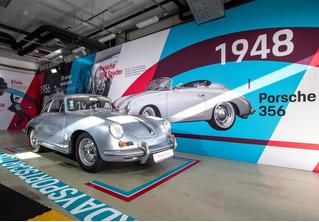 Одноклассники: Porsche празднует 70-летний юбилей, а мы вспоминаем, что еще классного случилось в 1948 году